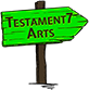 Logo: Testament7 Arts